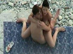 sexfilm am strand bequeme stellungen